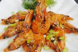 烧烤大虾的做法_家常烧烤大虾的做法