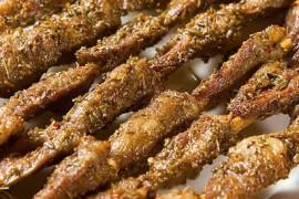 烤羊肉串的制作腌制方法