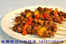 烤孜然牛肉的做法,串烧鸡柳的做法