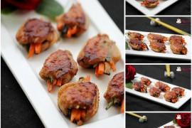 酿烤鸡翅的做法大全_酿烤鸡翅的家常做法怎么做好吃[斯佳丽WH]