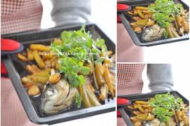 豆豉烤鱼的做法大全_豆豉烤鱼的家常做法怎么做好吃【文怡的博客】