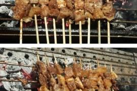 烤肉筋的做法_烤牛肉筋