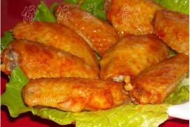 奥尔良烤翅----爱上鸡翅的16道做法