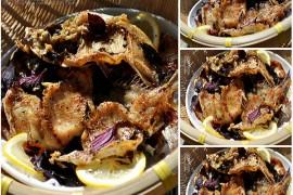 紫苏烤鱼的做法_紫苏烤鱼怎么做【籁籁】