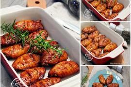 香烤鸡翅的做法_香烤鸡翅怎么做【乐悠厨房】