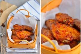 烤鸡翅的做法_烤鸡翅怎么做【陈美桥】
