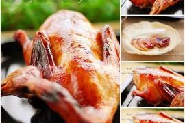 酥香油脆片皮鸭的做法[盈盈]