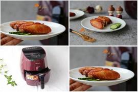 烤鸡翅的做法[浅浅_眉]