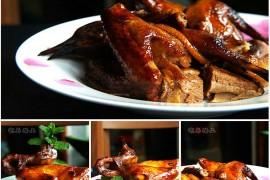 烤乳鸽的做法[宅与路上]