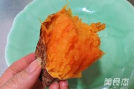 烤箱烤红薯的家常做法大全