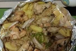 正规烧烤培训:烤鸡翅根的做法_家常烤鸡翅根的做法