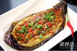 阜阳烧烤培训:烤茄子的做法_家常烤茄子的做法