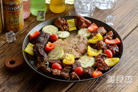 家庭自制烤肉_家常烤肉的做法【图】