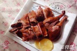 烤鸭的做法【图】烤鸭的家常做法大全