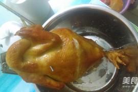 烤鸡的做法_家常烤鸡的做法【图】