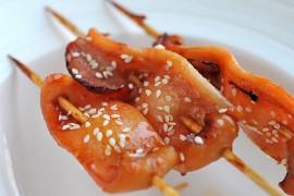 美味烤鱿鱼的做法大全_美味烤鱿鱼的家常做法怎么做好吃