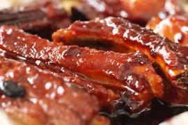 蜜汁酱烤排骨的做法大全_蜜汁酱烤排骨的家常做法怎么做好吃