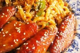 葱香蜜汁烤鸡翅的做法大全_葱香蜜汁烤鸡翅的家常做法怎么做好吃