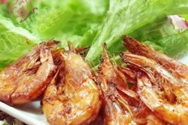黑胡椒蒜香烤虾的做法大全_黑胡椒蒜香烤虾的家常做法怎么做好吃