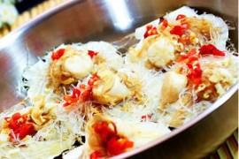 蒜蓉粉丝烤扇贝的做法大全_蒜蓉粉丝烤扇贝的家常做法怎么做好吃