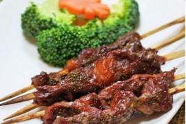 烤牛肉串的做法大全_烤牛肉串的家常做法怎么做好吃