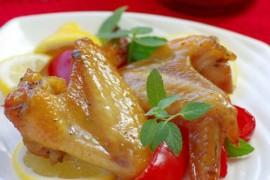 冰花梅酱烤鸡翅的做法大全_冰花梅酱烤鸡翅的家常做法怎么做好吃