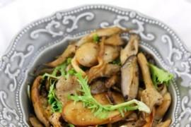 黑椒香草烤蘑菇的做法大全_黑椒香草烤蘑菇的家常做法怎么做好吃