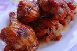 香烤鸡翅根的做法大全_香烤鸡翅根的家常做法怎么做好吃