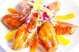 烤鸡翅的做法_烤鸡翅的家常做法_烤鸡翅怎么做