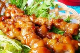 蜜汁烤肉串的做法大全_蜜汁烤肉串的家常做法怎么做好吃