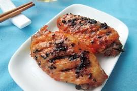 黑胡椒烤鸡翅的做法大全_黑胡椒烤鸡翅的家常做法怎么做好吃