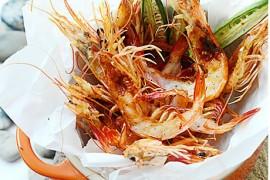 烤虾的做法大全_烤虾的家常做法怎么做好吃