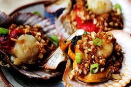 烤扇贝的做法大全_烤扇贝的家常做法怎么做好吃