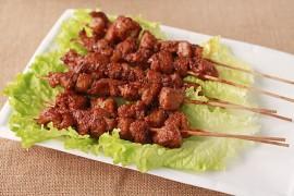 蒜香烤肉的做法大全_蒜香烤肉的家常做法怎么做好吃