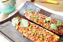 蒜蓉烤茄子的做法大全_蒜蓉烤茄子的家常做法怎么做好吃