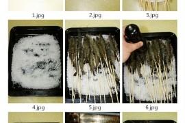烤箱盐焗虾的做法大全_烤箱盐焗虾的家常做法怎么做好吃