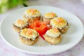 煎烤蘑菇的做法大全_煎烤蘑菇的家常做法怎么做好吃