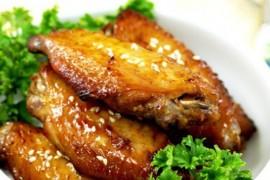 酒香蜜汁烤翅的做法大全_酒香蜜汁烤翅的家常做法怎么做好吃