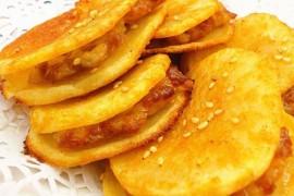 新奥尔良料烤土豆小肉饼的做法大全_新奥尔良料烤土豆小肉饼的家常做法怎么做好吃