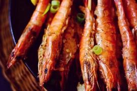 孜然串烤虾的做法_孜然串烤虾的家常做法大全怎么做好吃