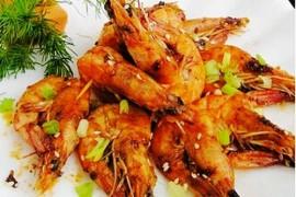 烧烤大虾的做法_烧烤大虾的家常做法大全怎么做好吃