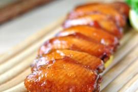 柠檬烤翅的做法_柠檬烤翅的家常做法大全怎么做好吃