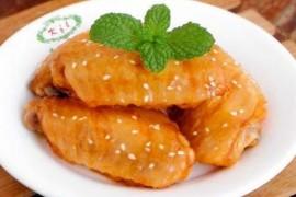 蜜汁烤翅的做法_蜜汁烤翅的家常做法大全怎么做好吃