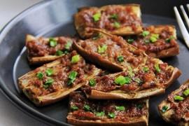 烤茄子的做法_烤茄子的家常做法大全怎么做好吃