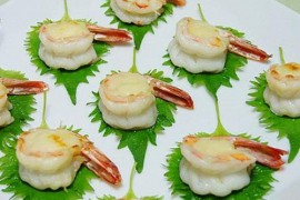 芝士土豆烤大虾的做法_芝士土豆烤大虾的家常做法大全怎么做好吃