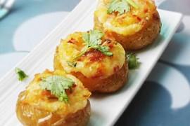 双烤小土豆的做法_双烤小土豆的家常做法大全怎么做好吃