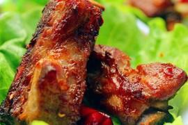 美味烤排骨的做法_美味烤排骨的家常做法大全怎么做好吃