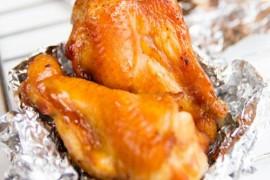 酱汁烤翅根的做法_酱汁烤翅根的家常做法大全怎么做好吃