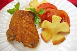 泰式咖喱烤鸡翅的做法_泰式咖喱烤鸡翅的家常做法大全怎么做好吃