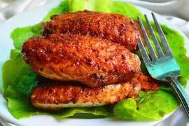 烤鸡翅的做法_烤鸡翅的家常做法大全怎么做好吃